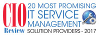 20 Most Promising IT Service Management Solution Providers 2017