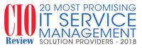 Top 20 IT Service Management Solution Companies - 2018
